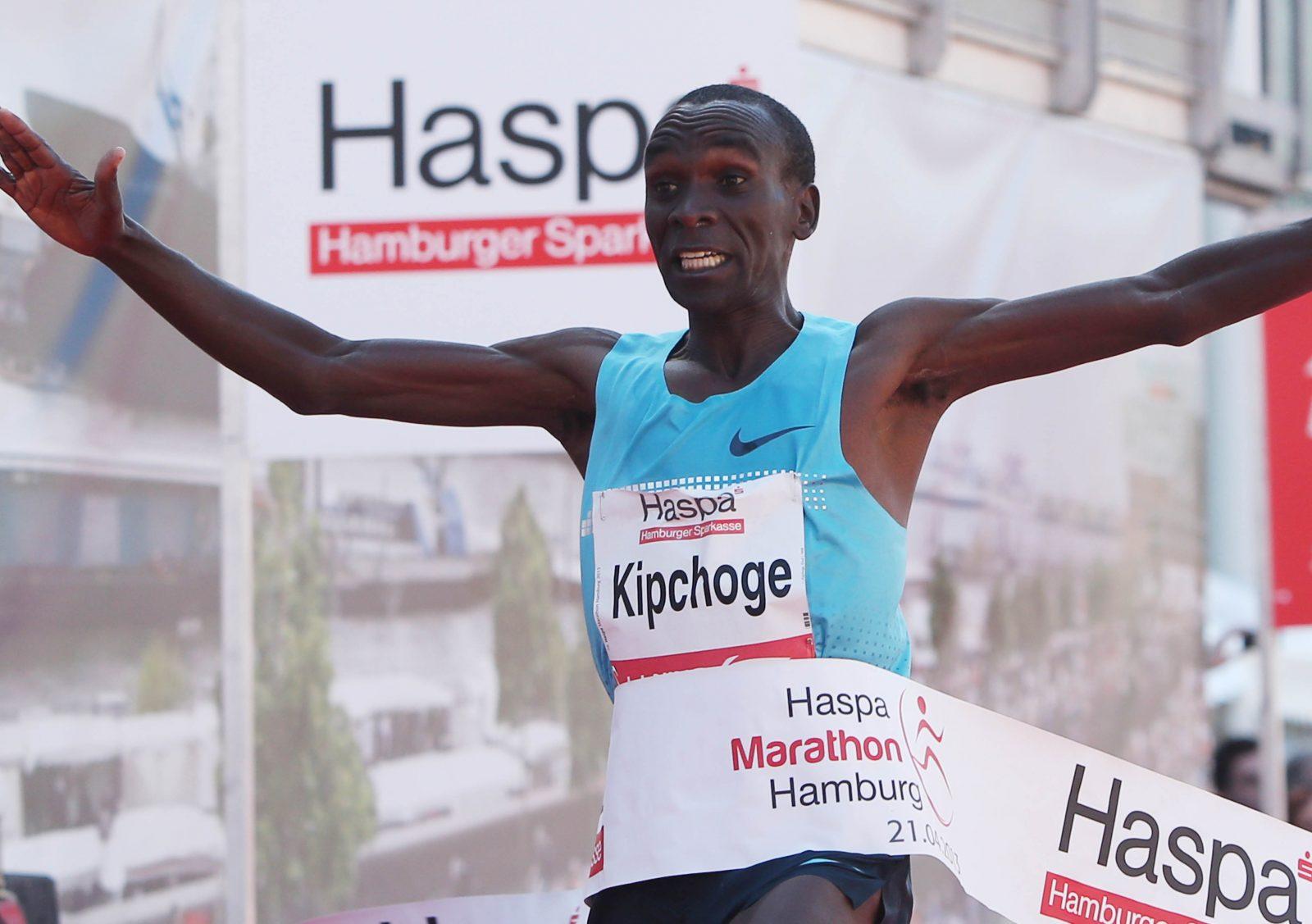 Haspa Marathon Hamburg 2013