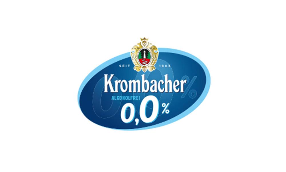 Logo | Krombacher | Haspa Marathon Hamburg