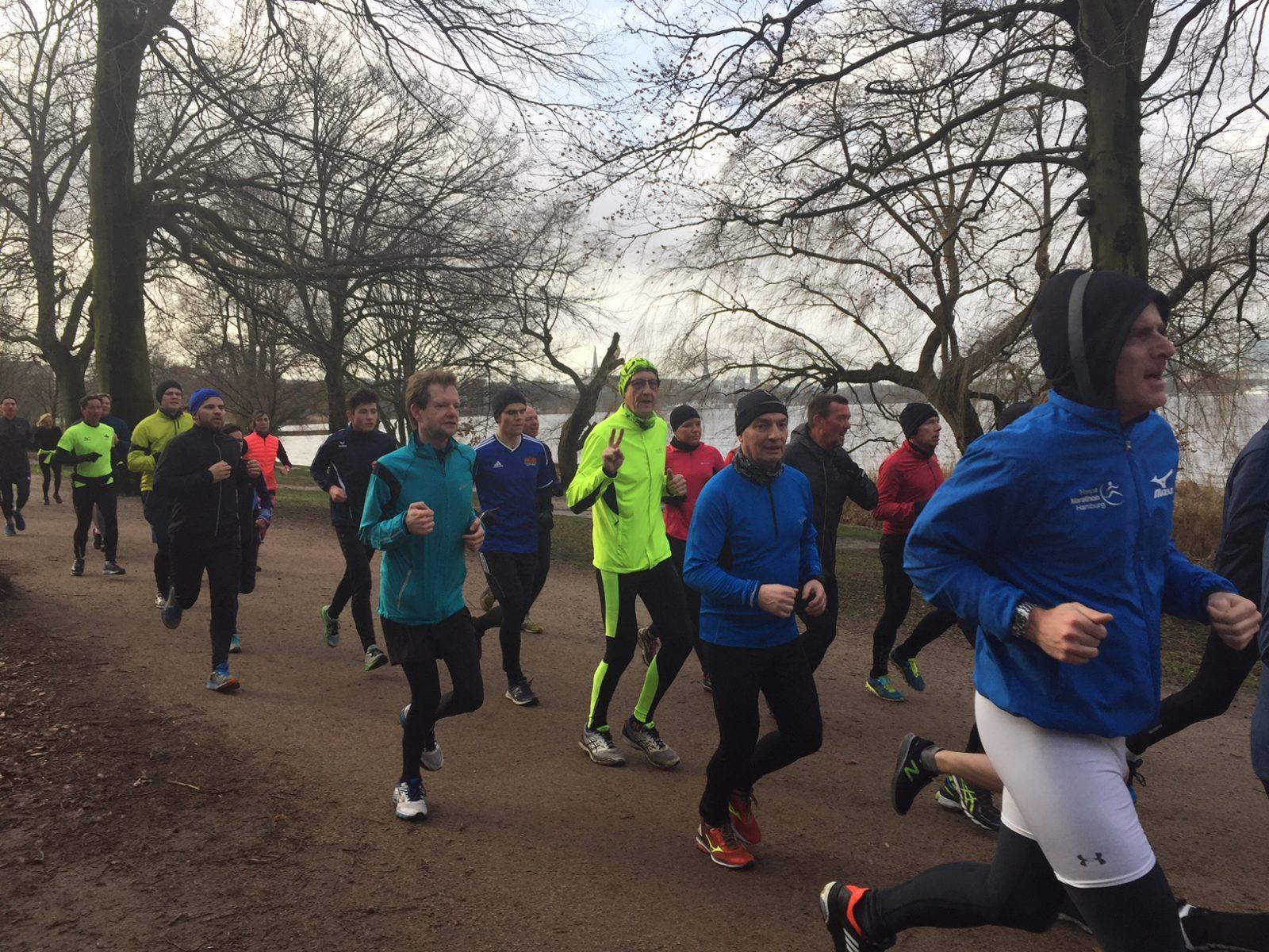Vorbereitungslauf | Haspa Marathon Hamburg