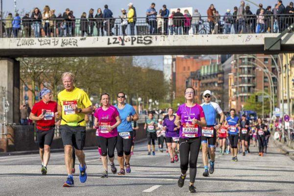 33. Haspa Marathon Hamburg 2018, 29.04.2018, Halbmarathon,