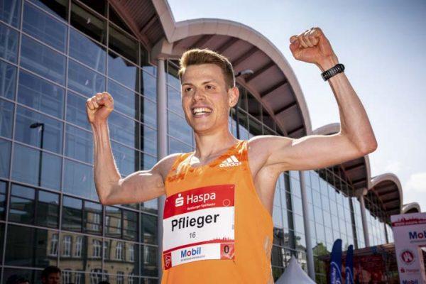 33. Haspa Marathon Hamburg 2018, Bester Deutscher Marathon Männer, Philipp Pflieger
