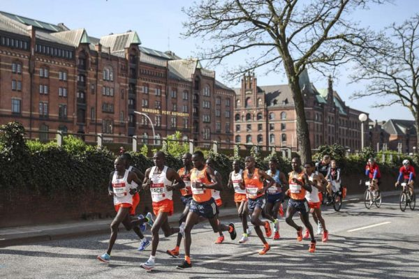 33. Haspa Marathon Hamburg 2018, 29.04.2018,