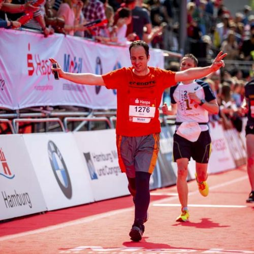 33. Haspa Marathon Hamburg 2018