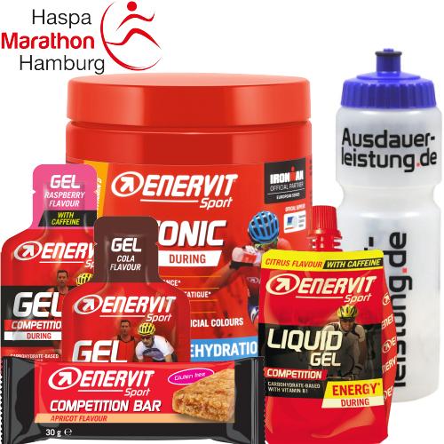Enervit Paket - Haspa Marathon Hamburg