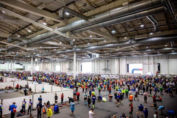 34. Haspa Marathon Hamburg 2019, Dokumentation, Athletes Area