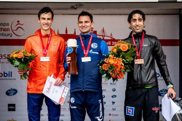 34. Haspa Marathon Hamburg 2019, Halbmarathon