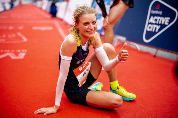 34. Haspa Marathon Hamburg 2019, Thea HEIM (GER)