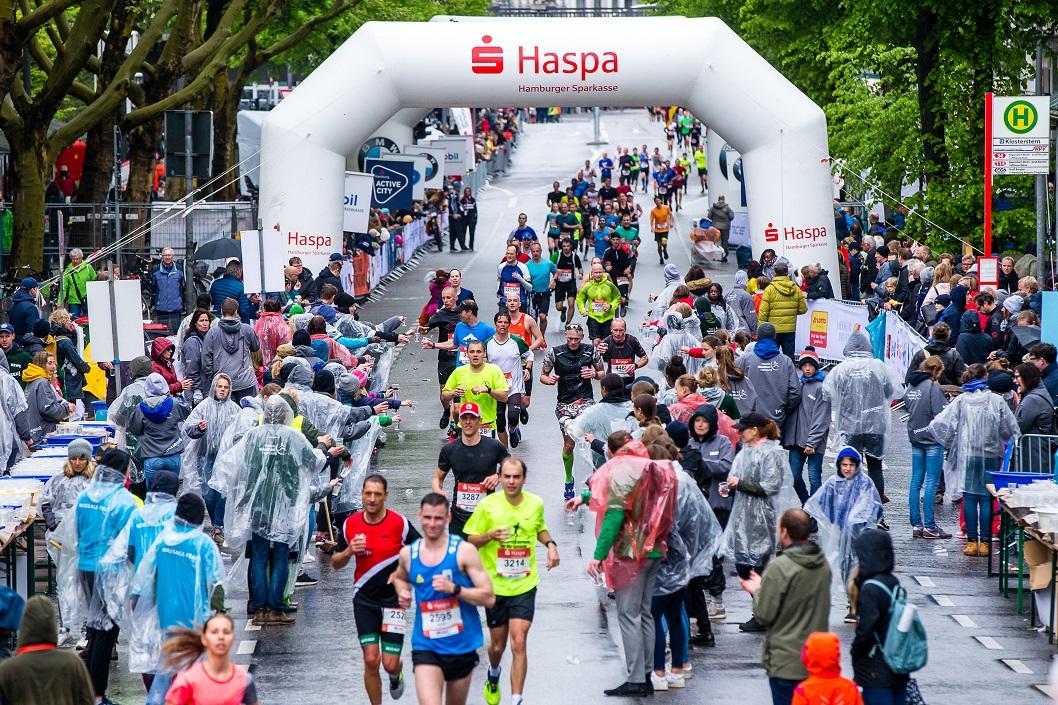 Helfer - Haspa Marathon Hamburg