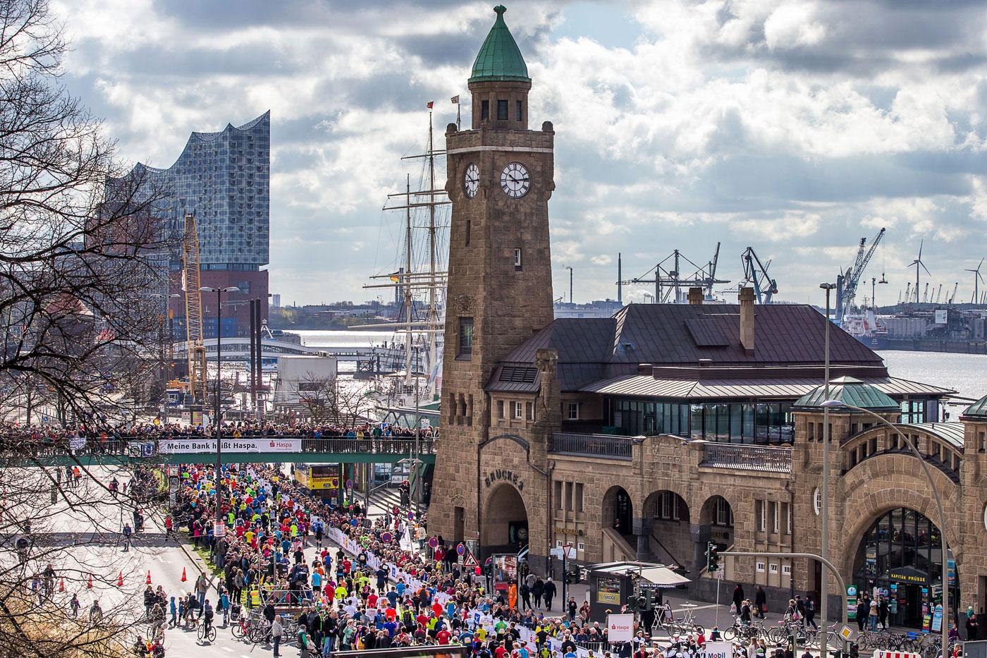 Haspa Marathon Hamburg vorerst ausgesetzt – neuer Veranstaltungstermin in Abstimmung