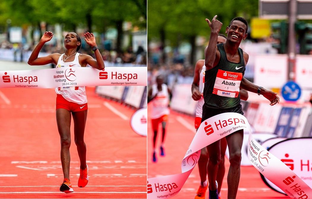 Äthiopische Doppelgewinner 2019 erneut am Start – 12.000 Marathonmeldungen